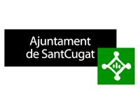 Logotipo Ajuntament Sant Cugat del Valles